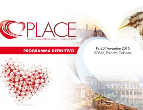 ROMA, PLACE 2015 con TOPERA & BAROSTIM NEO (CVR-X)