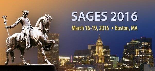 SAGES 2016